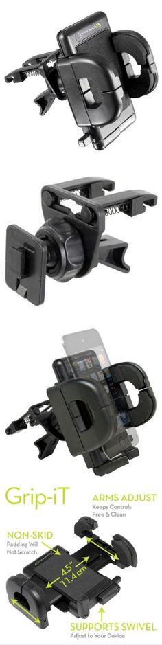 Mounts and Holders: Phone Rotating Mount Holder Car Vehicle Mobile Portable Electronics Secure New! -> BUY IT NOW ONLY: $31.75 on eBay!