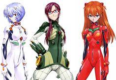 Chicas Anime (Estereotipos) Tsundere, Yandere, Yangire, etc. Neon Genesis Evangelion, Tsundere, I Love Anime, Awesome Anime, Manga Art, Anime Art, Rei Ayanami, Amazing Cosplay, Female Anime