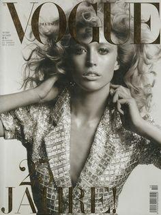 Vogue Germany - Raquel Zimmermann