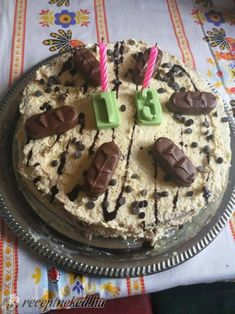 Bounty torta Cereal, Breakfast, Cake, Food, Morning Coffee, Food Cakes, Eten, Cakes, Tart