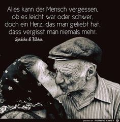Growing old does not always mean being unhealthy. There are numerous beauty therapies available, as well as simple physical activity, to keep young. Man In Love, Love You, Lifetime Quotes, German Quotes, Thats The Way, More Than Words, True Words, Love Life, Proverbs