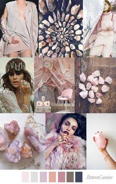 QUARTZ CLUSTER | pattern curator | Bloglovin'