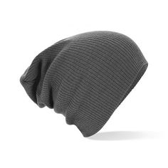 Ryan Retro vintage slouch beanie GREY Opie sons by Frenchjolieschoses