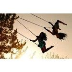 best friends on the swing pictures