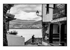Iñaki Andrés: Puerto Viejo de Algorta, Getxo (Bizkaia).