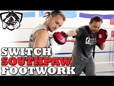 How to Switch Orthodox to Southpaw Mid-Combo!