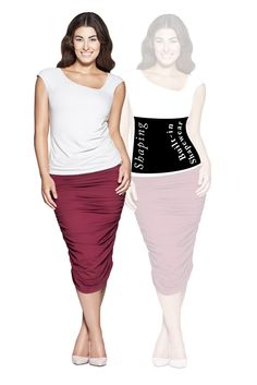 The Breda Top with SSSlip technology that Smooths, Shapes and Slims. Shop now at patriciaotoole. Classic Outfits, Shapewear, Shop Now, Capri Pants, Slim, Shapes, Technology, Clothes For Women, Skirts
