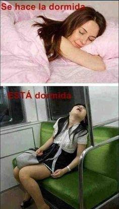 Dormida  #comico #toquedehumor