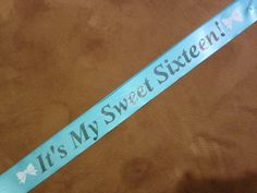 Hey, I found this really awesome Etsy listing at https://www.etsy.com/listing/192961676/custom-made-personalized-wrap-sash