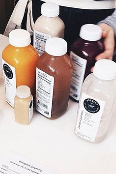 The Glow-Getter: Grab any 4 juices for $20 in-stores! @pressed