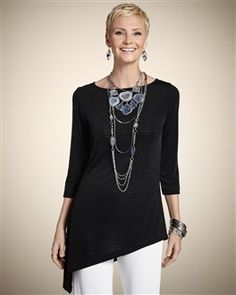 Best Clothing Styles For Women Over 50 - Fashion Trends Mature Fashion, Older Women Fashion, Over 50 Womens Fashion, 50 Fashion, Fashion Over 40, Look Fashion, Fashion Outfits, Fashion Tips, Fashion Trends