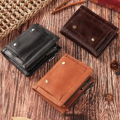 Jeep RFID Cowhide Genuine Leather Wallet | Kavi`s Fashion – Kavis Wallets
