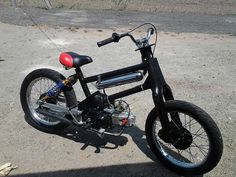 """Bicycle"" cub.."