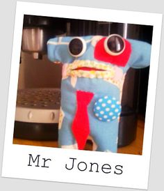 PANDIELLEANDO: Mr Jones
