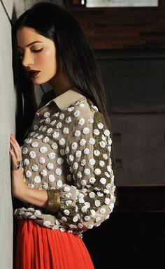 7bc38e4f0 Wardha Saleem Winter Collection 2013 for Women