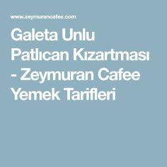 Galeta Unlu Patlıcan Kızartması - Zeymuran Cafee Yemek Tarifleri