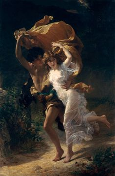 William Adolphe Bouguereau, Aesthetic Painting, Aesthetic Art, Romance Arte, Art Romantique, Rennaissance Art, Art Ancien, Arte Obscura, Baroque Art