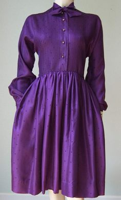 1950s dress by Claire McCardell for Townley Silk