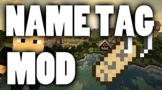 Craftable Name Tags Mod 1.11.2/1.10.2/1.9.4/1.8.9 - minecraft mods 1.11 :  ...   | http://niceminecraft.net/tag/minecraft-1-11-2-mods/