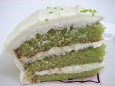 Heidi Bakes: Trisha Yearwood's Key Lime Cake