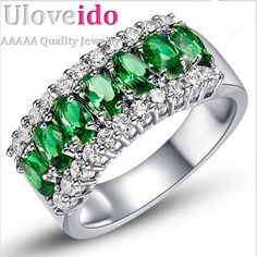 Find More Rings Information about Ring Women Silver with Stone Strass Sapphire Jewelry Fashion Crystal Rings for Wedding Dance Party Engagement Sales Ulove T500,High Quality ring building,China ring circle Suppliers, Cheap ring zircon from ULove Fashion Jewelry Store on Aliexpress.com