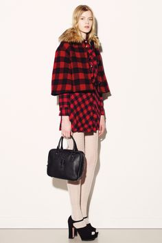 Red Valentino, Look #4