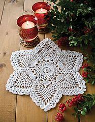 Ravelry: Gift Bag Doily pattern by Brenda Stratton
