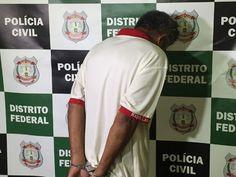 DE OLHO 24HORAS: Carroceiro é preso no DF suspeito de estuprar filh...