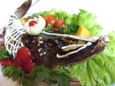 Щука в духовке — вариации на рыбную тему