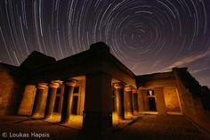 The palace of Knossos - Crete.