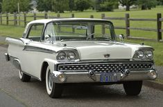 1959 Ford...Beep beep..Re-pin brought to you by agents of #Carinsurance at #Houseofinsurance in #Eugene/Springfield OR