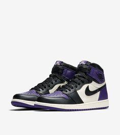 5361266a5abff0 Air Jordan 1 Retro  Court Purple  Release Date