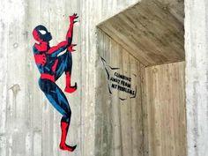 (1) #toiminmuraalinvartijana - Twitter-haku / Twitter Mural Wall Art, Urban Art, Street Art, Twitter, Outdoor Decor, Home Decor, City Art, Decoration Home, Room Decor