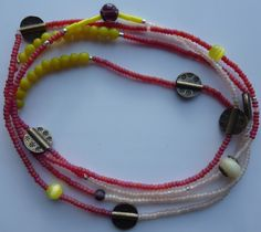Collier / Bracelet Au retour de la Plage