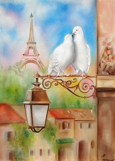 Annette Loginova Love In Paris ...