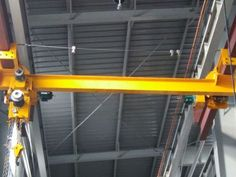 With the expertise and profound knowledge of the material handling field, we offer Single Girder Underslung Crane. Pulley, Crane, Venus, Engineering, Shed, Knowledge, Easy, Lean To Shed, Consciousness
