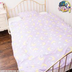 Dear Sailor Moon Fans, Usagi Tsukino's Bedding Set Exists