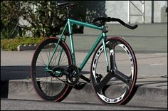 Fixie#HED#Green