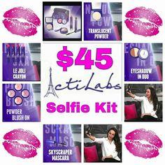 Selfie kit, what a great hostess reward. https://acti-labs.com/me/monica-march