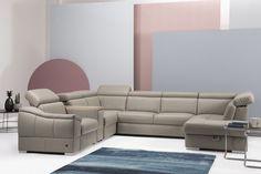 Narożnik Urbano firmy Etap Sofa. Living Furniture, Cool Furniture, Furniture Sets, Outdoor Furniture, Canape Angle Relax, Transforming Furniture, Design Salon, Reupholster Furniture, Repurposed Furniture
