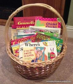Silent Auction Gift Basket Idea: