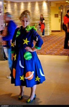 Stand & Shine Magazine: DIY Modest Halloween Costumes