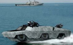 Assault Amphibious Vehicle | 2030 and beyond - New Zealand Defence Alternatives