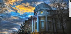 Pittsburgh Pennsylvania's Riverview Park and Allegheny Observatory, January 2012  Photo by Glen Green
