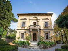Greve/Lamole/VRBO/half way between Florence and Siena (35km). 2 units that total 9BR 8 baths 8600 sqft/internet/parking/9-19 thru 10-9 $3500 for 7 nights