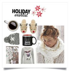 """""""Simple little Christmas things"""" by lena-ki ❤ liked on Polyvore featuring ONLY, women's clothing, women's fashion, women, female, woman, misses and juniors"""