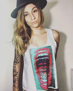 Lone Wolf Cult Clothing — Tab Tank