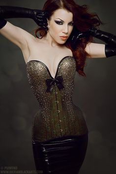 8a8af5092f7 sparkly and inspiring corsetry by puimond
