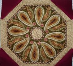 Kaleidoscope Quilt Blocks « The Heart of Sewing