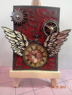 ATC by KOneill - Cards and Paper Crafts at Splitcoaststampers